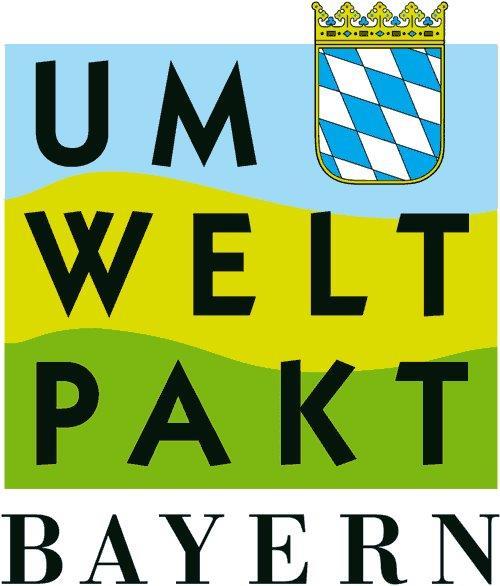 Wir sind Mitglied im Umweltpakt Bayern